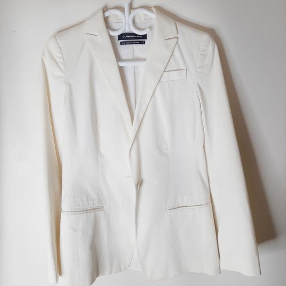 Club Monaco Jackets & Blazers - Gorgeous single breasted blazer
